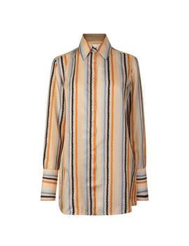 Zag Shirt by Victoria By Victoria Beckham