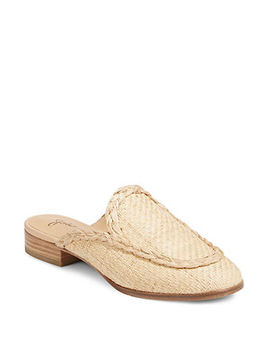 Faffia Braided Mules by Joie