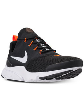 Men's Presto Fly Just Do It Casual Sneakers From Finish Line by Nike