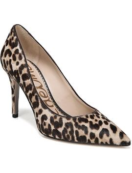 Margie Genuine Calf Hair Pump by Sam Edelman