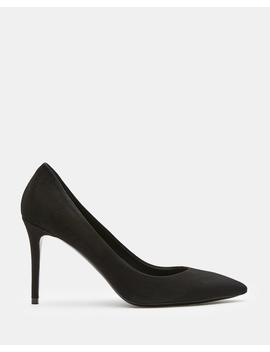 Suede Pump by Theory