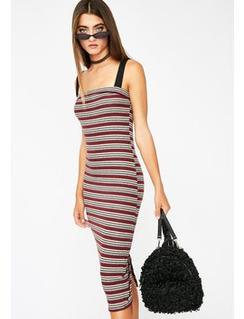 Cut The Lights Midi Dress by Miley And Molly