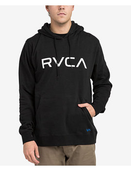 Men's Shade Logo Graphic Hoodie by Rvca