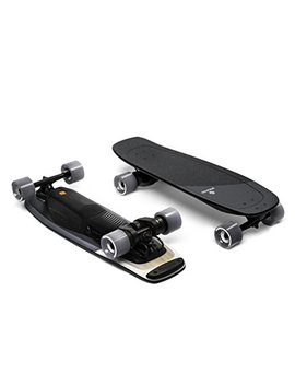 Boosted Mini X Electric Skateboard, Black, One Size by Boosted