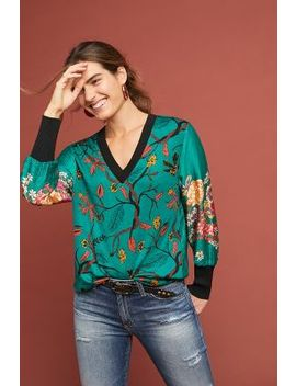Floral Pullover by Aldomartins