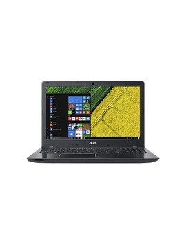 """Aspire E 15 15.6"""" Refurbished Laptop   Intel Core I7   8 Gb Memory   Nvidia Ge Force Mx150   256 Gb Solid State Drive   Obsidian Black by Acer"""