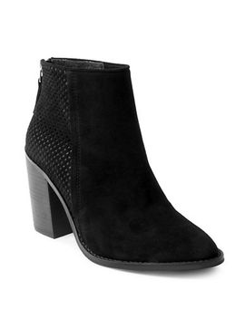 Replay Suede Booties by Steve Madden