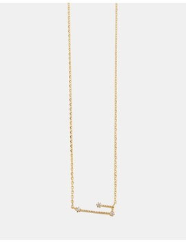 Taurus Necklace by Wanderlust + Co
