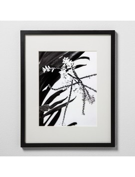 "Matted Wood Frame Black 11""X14""   Made By Design™ by Shop This Collection"