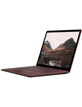 "13.5"" Surface Laptop (Burgundy) by Microsoft"