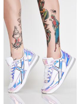 Pure Flash Atlantis Sneakers by Yru
