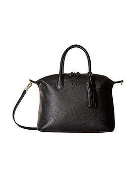 Mcgraw Slouchy Satchel by Tory Burch