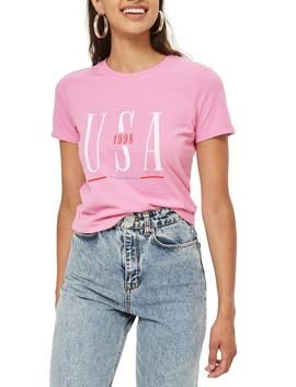 Usa 1998 Tee by Topshop
