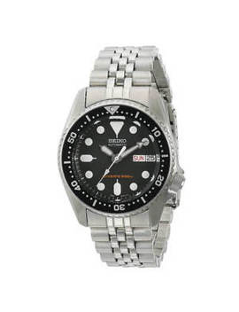 Seiko Skx013 K2 Men's Scuba Diver Steel Bracelet Automatic Watch by Seiko