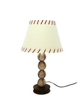 Dei Stacked Baseball Lamp by Dei