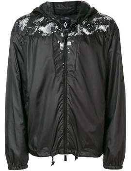 Contrast Panel Jacket by Marcelo Burlon County Of Milan