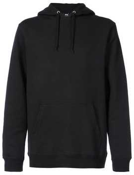 Classic Hooded Sweatshirt by Stussy