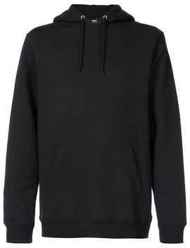 Classic Hooded Sweatshirt by Stussy