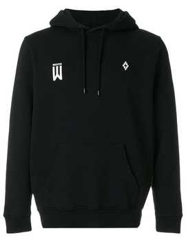 Waves Hoodie by Marcelo Burlon County Of Milan