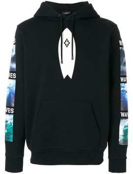 Surf Hoodie by Marcelo Burlon County Of Milan