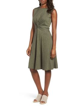 Twist Front Knit Dress by Caslon®