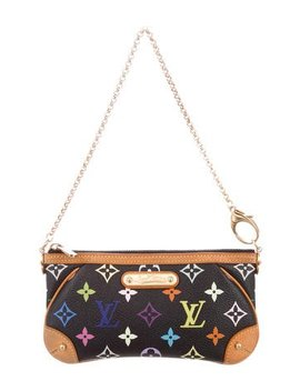 Louis Vuitton Multicolore Pochette Milla by Louis Vuitton