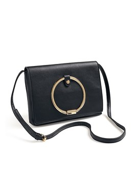 Circle Detail Crossbody by Venus
