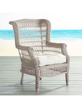 Parchment Armchair by Sunset Pier Collection