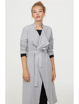 Lange Trenchcoat by H&M