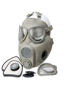 Czech M10 Gas Mask With Carry Bag by Oem
