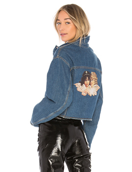 Berty Patch Jacket by Fiorucci