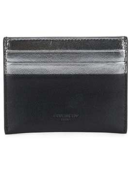 Embossed Card Holder by Givenchy