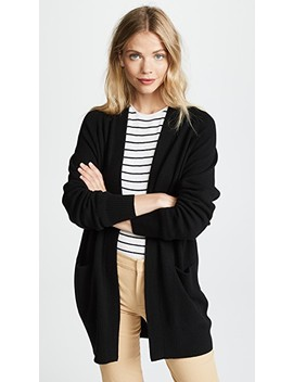 Raglan Sleeve Cardigan by Vince