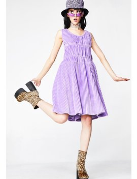 Corduroy Dress by Somewhere Nowhere