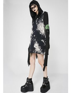 Stratus Vest Dress by Disturbia