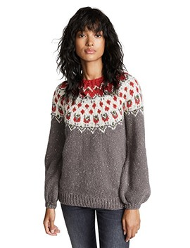 Charlene Knitted Sweater by Mes Demoiselles