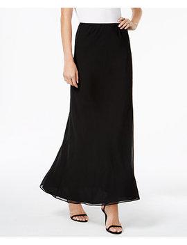Floor Length Skirt by Alex Evenings