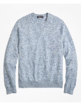 Supima® Cotton Rollneck Sweater by Brooks Brothers
