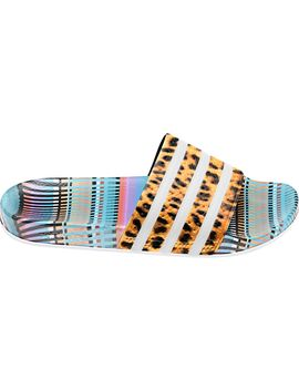 Adidas Originals Women's Adilette Printed Slides by Adidas Originals