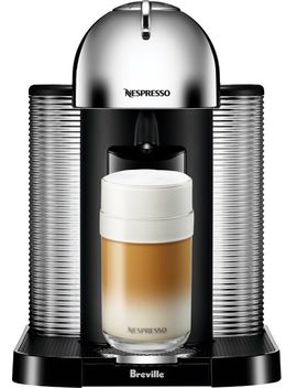 Nespresso Vertuo Coffee Machine By Breville, Chrome by Canadian Tire