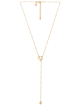 Rock Star Lariat Necklace by Rebecca Minkoff