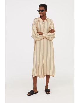 Wadenlanges Blusenkleid by H&M