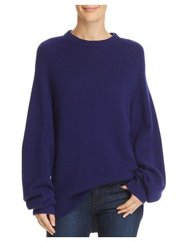 Oversize Cashmere Sweater by Theory
