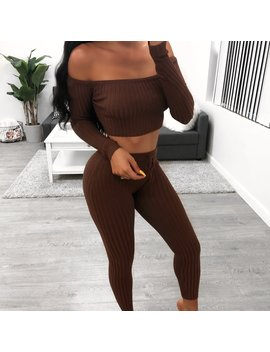 Catalina 2 Piece (Rust) by Laura's Boutique