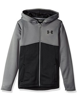 Under Armour Boys' Armour Fleece Full Zip Hoody by Under Armour