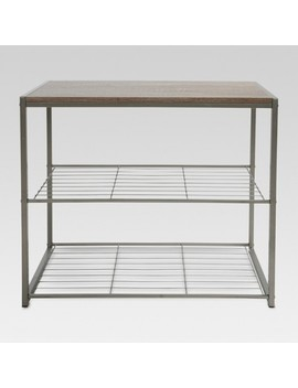 3 Tier Shoe Rack Gray   Threshold™ by Shop All Threshold™