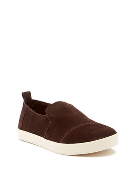 Cameron Suede Slip On Sneaker by Toms
