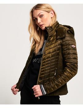 Nova Box Quilt Fuji Jacket by Superdry