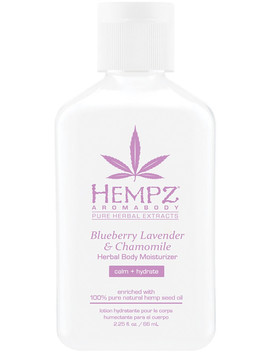 Travel Size Aromabody Blueberry Lavender & Chamomile Moisturizer by Hempz