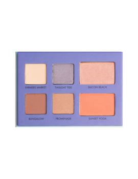 L.A. Experience Santa Monica Eye & Cheek Palette by Lorac